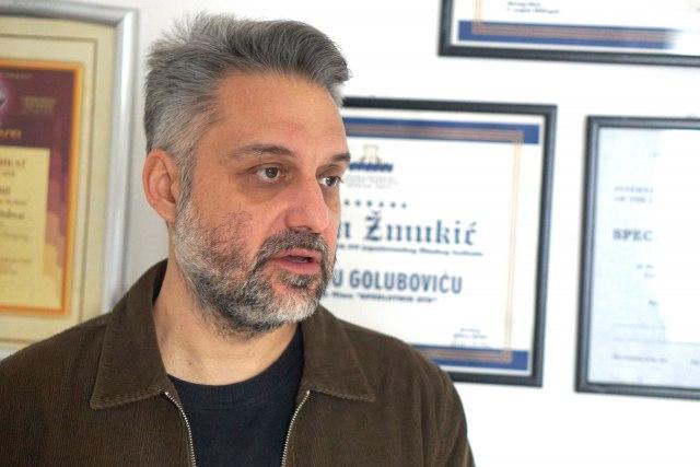 """Golubović: """"Nova generacija ima mnogo više hrabrosti nego moja što je imala"""""""