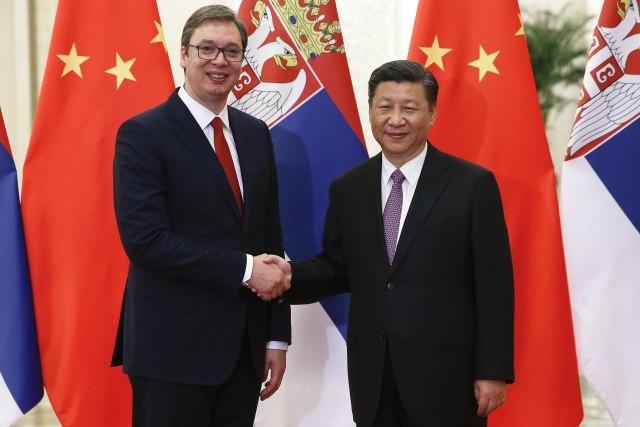 Vučić čestitao Si Ðinpingu Lunarnu Novu godinu