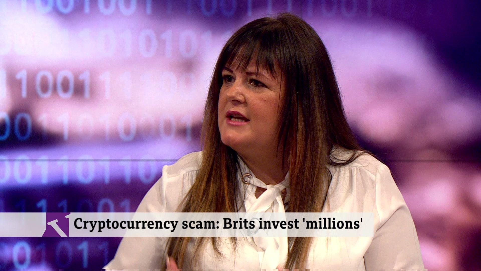Džen Makadam u emisiju Viktorije Derbišajer na BBC-ju/BBC