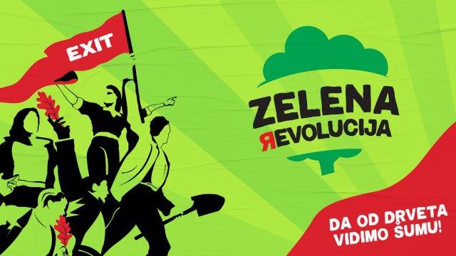 Zelena Я:evolucija: EXIT i ekološke organizacije uputile javni apel za masovno pošumljavanje Srbije
