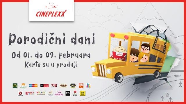 Festival dečijeg filma u Cineplexx bioskopima od 1. do 9. februara