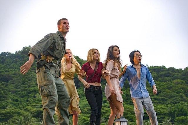 Napeti horor triler Ostrvo Fantazija stiže u bioskope VIDEO