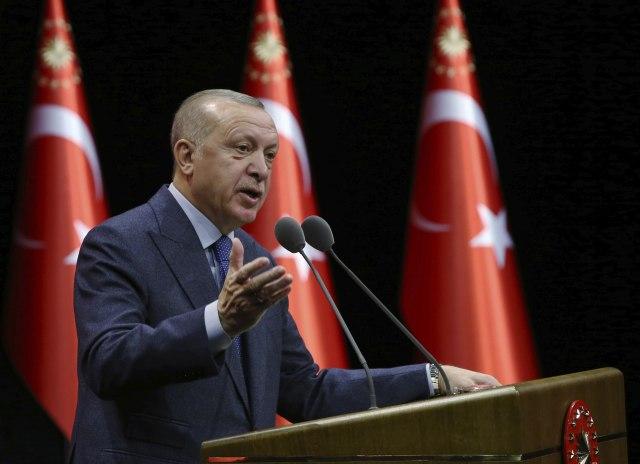 Erdogan ponovo zapretio: Ako samo jedan vojnik bude povređen...