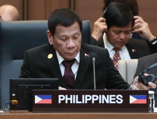 Duterte prekida vojni sporazum sa SAD potpisan pre 20 godina
