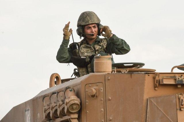 Sirija optužuje Tursku: Prisustvo vaše vojske je nelegalno