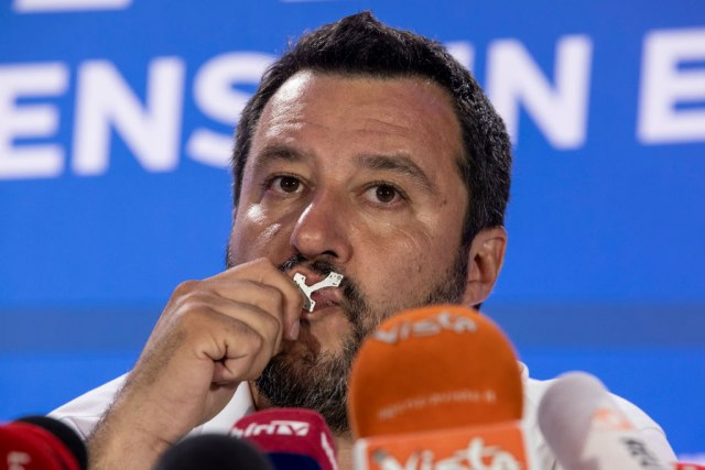 Salviniju ukinut imunitet, potencijalna kazna zatvora od 15 godina