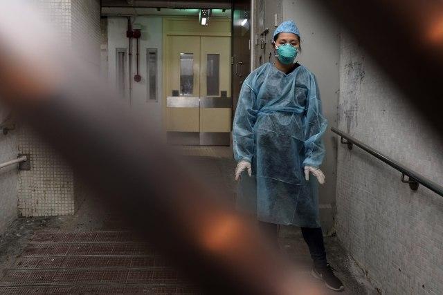 Banka evakuisala 300 zaposlenih, zaposleni zaražen koronavirusom