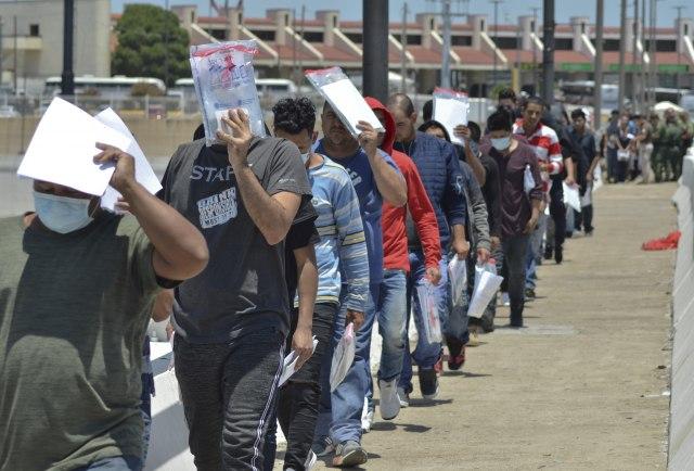 MSF: Migranti u Meksiku su žrtve nasilja