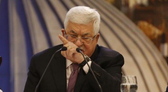 """""""Abas je pogrešio što nije prihvatio mirovni plan 2008."""""""