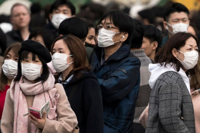 Prva žrtva koronavirusa u Japanu
