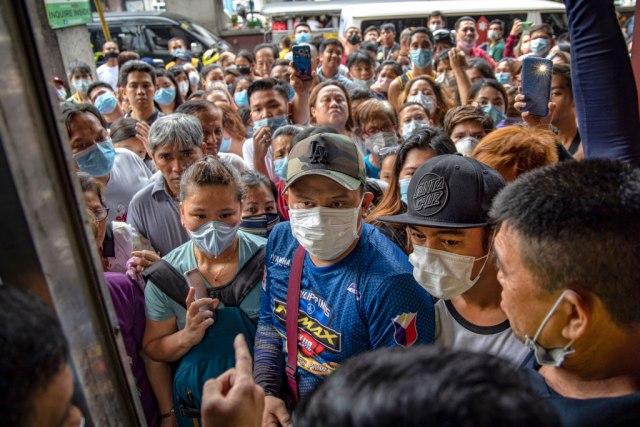 Novi koronavirus zarazio više od 60 hiljada ljudi