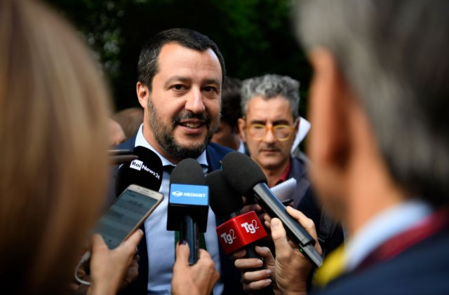 Salvini: Mi nismo radiklana desnica