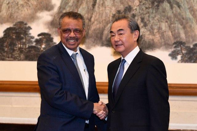 Kina traži pomoć međunarodne zajednice