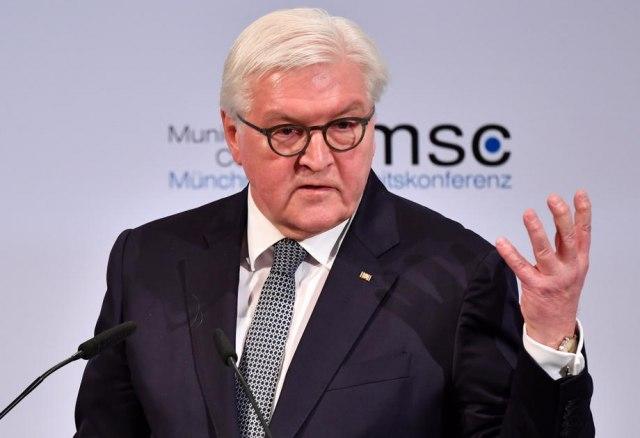 Predsednik Nemačke kritikovao SAD