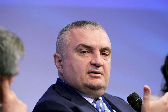 Albanski predsednik: Rešenje između Beograda i Prištine nije u promeni granica