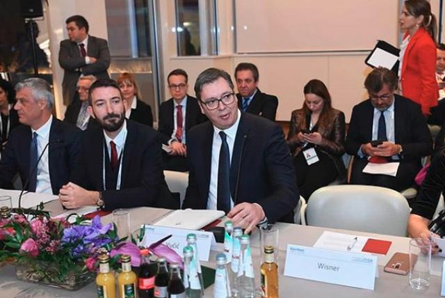 Vučić Kurtiju: Ne možete da vređate Srbiju, ne predstavljate državu VIDEO