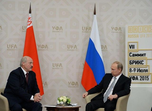 """""""Rusija insistira na spajanju dve države"""""""