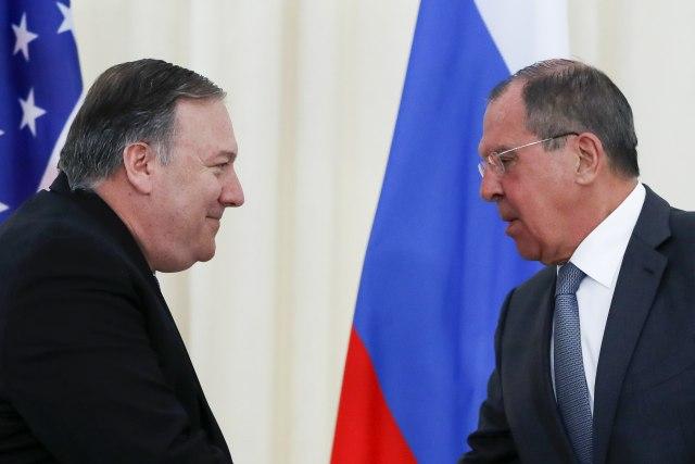 Pompeo kritikuje Rusiju i Kinu: Zapadne vrednosti će preovladati
