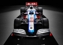Foto: Williams F1 promo