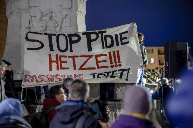 """""""Nemačka je u opasnosti od desničarskog ekstremizma, antisemitizma i rasizma"""""""