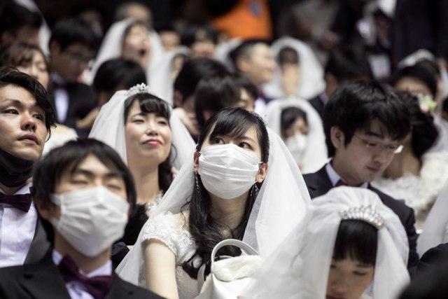 Preko hiljadu ljudi preti koronavirus zbog učestvovanju u misi sekte