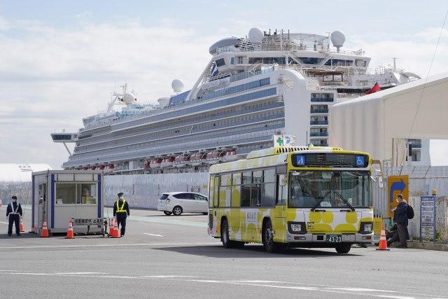 Crnogorac zaražen koronavirusom, boravio sa Srbima na istom brodu