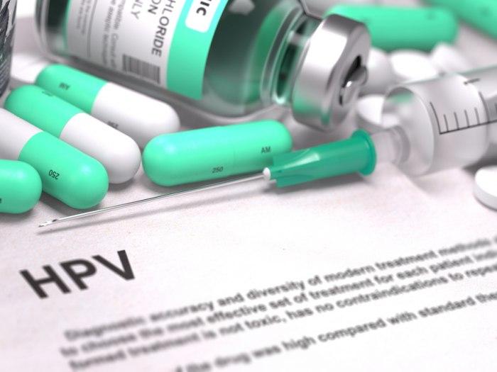 hpv vakcina kondilomer)