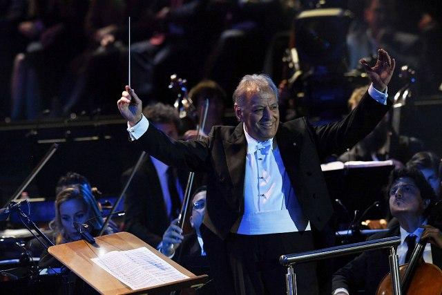 Podršku uputio i slavni dirigent Zubin Mehta