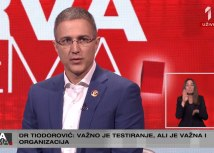 Foto: TV Prva, screenshot