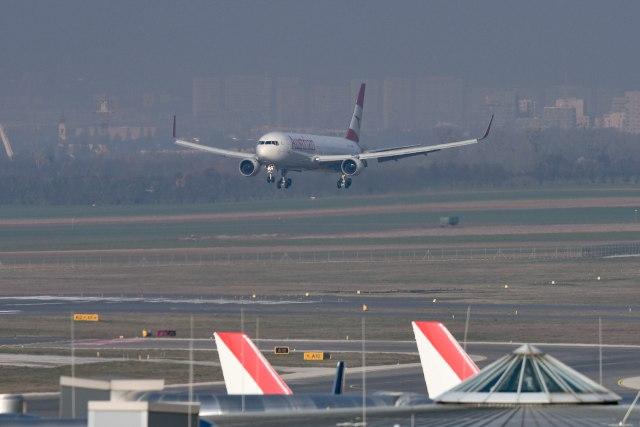 Kriza usled pandemije: Broj putnika na bečkom aerodromu opao za dve trećine