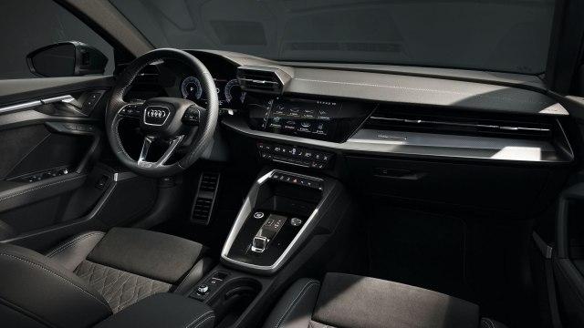 Audi / Novi A3 sedan Foto: Audi promo