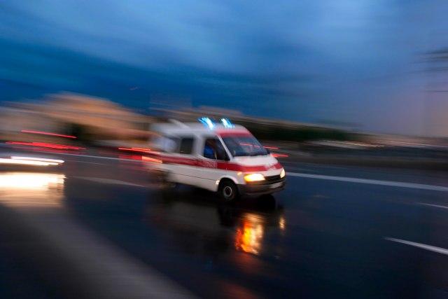 Autobus udario ženu na Novom Beogradu