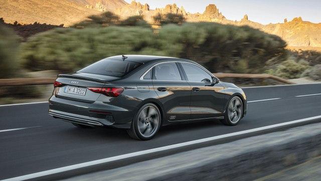 Novi a3 sedan Foto: Audi promo