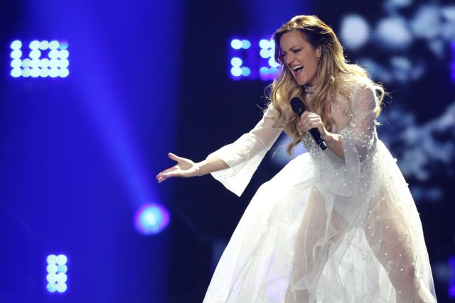 U okviru serije koncerata bez publike večeras nastupa Tijana Bogićević VIDEO