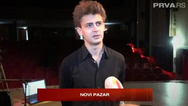 Novopazarski mladić jedan od najtalentovanijih svetskih pijanista VIDEO