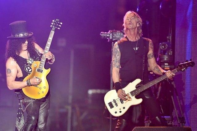 Guns N' Roses snimaju novi album; ''Nova muzika benda je veličanstvena''