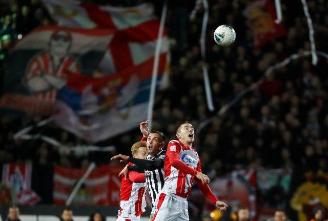 Vreme Je Za Fudbal Zvezda I Partizan Na Terenu Bice Prenosa B92