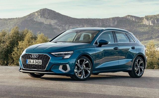 Audi A3 Sportback (Foto: Audi promo) softver octavia