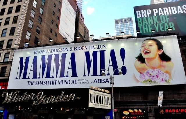 """""""Mamma Mia"""" Pozorišta na Terazijama 25. i 26. juna na Tašu"""