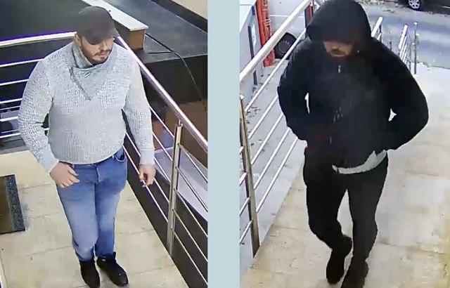 MUP traga za dvojicom razbojnika, ako ih prepoznate zovite policiju FOTO