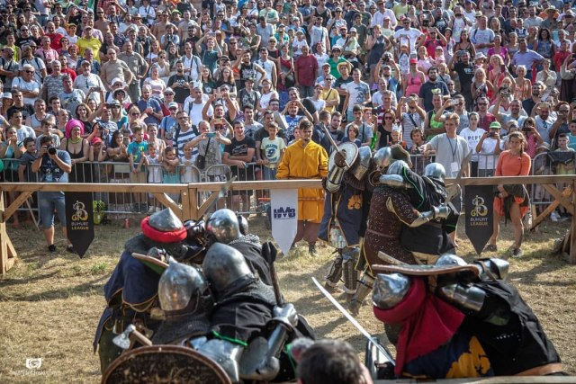 Just out 6 viteški festival od 28. do 30. avgusta FOTO