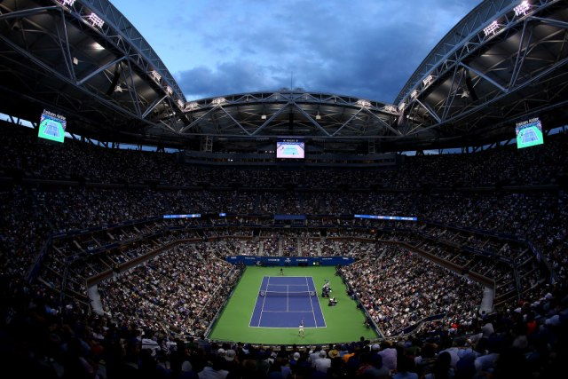 NA US openu su redovno pune tribine (Clive Brunskill/Getty Images)