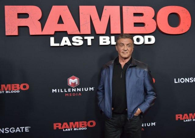 """Stalone: """"Može i Rambo 6"""""""