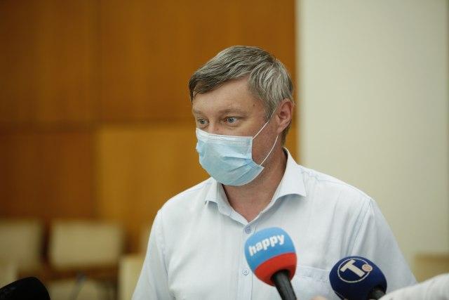 Stevanović: Sve više pacijenata sa teškom kliničkom slikom