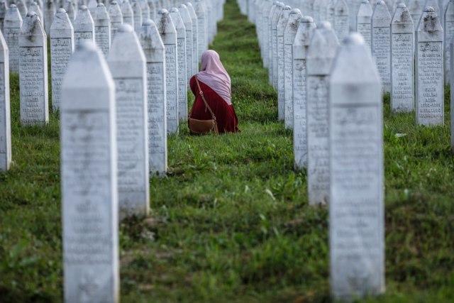 Predlog rezolucije o Srebrenici u kongresu SAD