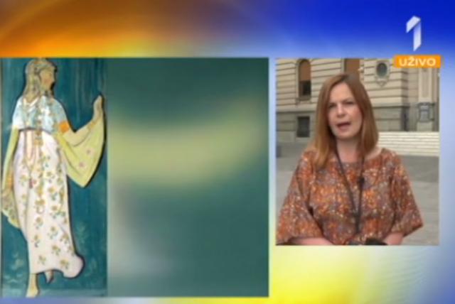 Kako je stranica Miroslavljevog jevanđelja nestala iz Srbije? VIDEO