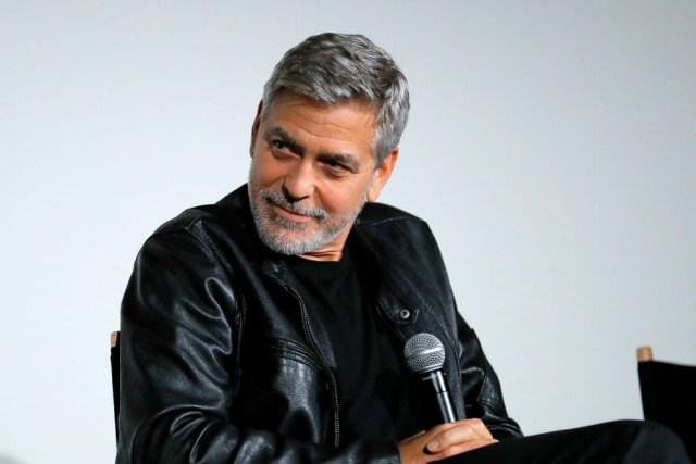 Džordž Kluni režira film o poznatom novinaru