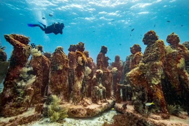Država otvara prvi podvodni muzej: Ko se plaši, može u virtuelnu turu