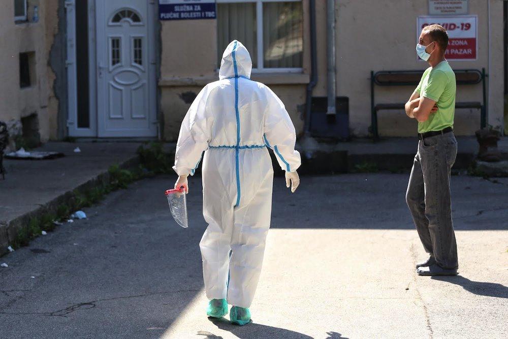 Srbija i korona virus: Šta bi lekari koji traže smenu Kriznog ...