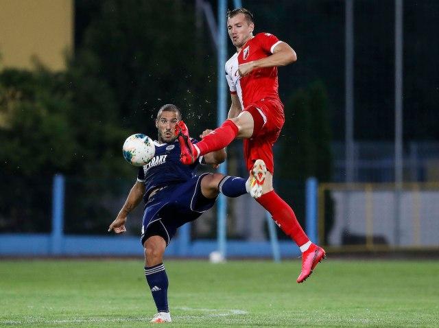 Vratio Se Srpski Fudbal Tsc Nepobediv I Protiv Vose B92